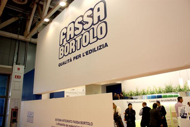Fassa Bortolo, la qualità per l'edilizia è al Colorificio Crippa