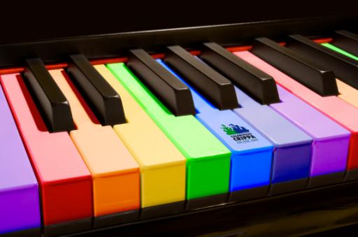 pianoforte colori